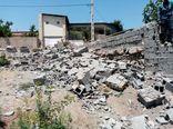 چهار بنای غیر مجاز در اراضی کشاورزی شهرستان آبیک تخریب شد