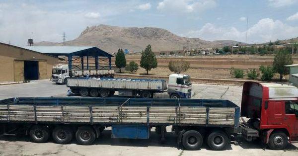 798 تن کود شیمیایی در شهرستان شهرکرد توزیع شد