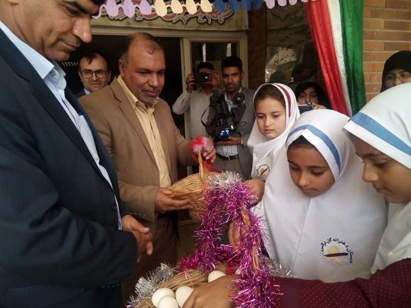 گرامیداشت روز جهانی تخممرغ در مدارس استان تهران