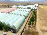 ساخت گلخانه سبزی و صیفیِ به صرفهتر در اصفهان