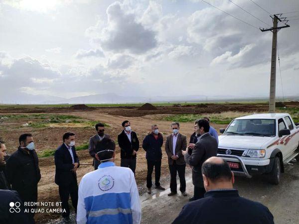 تشکیل کمیته مکانیابی دفن لاشه دامهای مبتلاشده به تب برفکی در شهرکرد