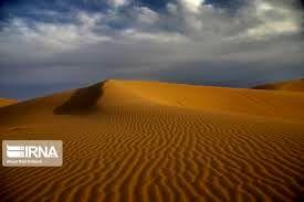 550 هزار هکتار مناطق بیابانی استان سمنان کانون فرسایش بادی است