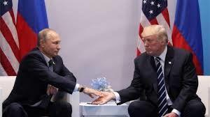 حضور ایران در سوریه دستور جلسه ترامپ و پوتین