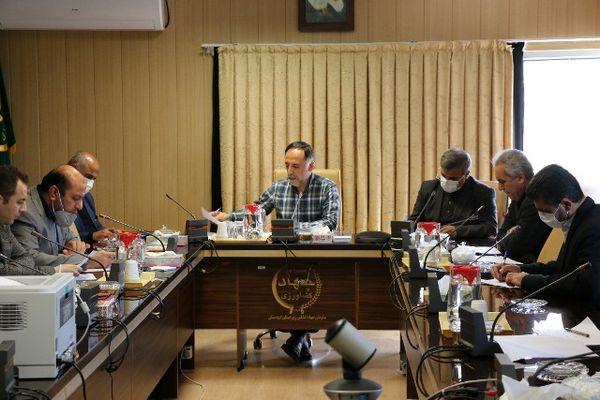 21 فقره پرونده متقاضیان اراضی ملی تعیین تکلیف شد