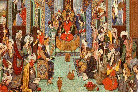 آداب و رسوم شب یلدا در ایرانباستان