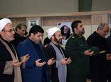 مراسم بزرگداشت شهید سپهبد قاسم سلیمانی در سازمان جهادکشاورزی آذربایجان شرقی  برگزار شد