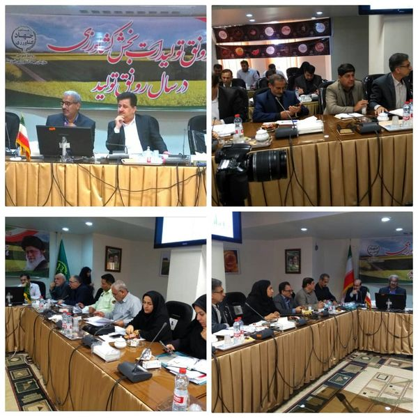 اهتمام بر حفظ و صیانت از اراضی کشاورزی خوزستان