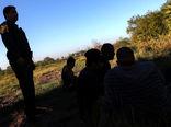 عبور غیرقانونی از مرز آمریکا و مکزیک