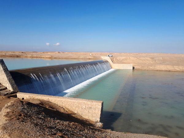 اجرای طرحهای آبخیزداری در ۱۱۷ هزار هکتار از اراضی اصفهان