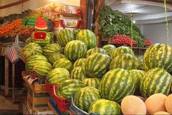 رشد 104 درصدی قیمت پیاز و کاهش 31 درصدی بهای هندوانه