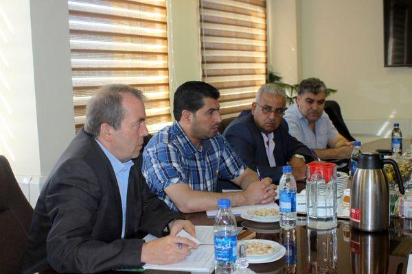 توسعه همکاری های ایران و سوریه در زمینه های تحقیقاتی، آموزشی و ترویج کشاورزی