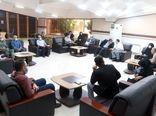 نشست مشترک سازمان جهاد کشاورزی و بنیاد نخبگان استان قزوین