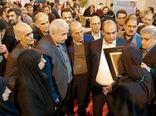 بازدید رئیس سازمان جهاد کشاورزی خراسان رضوی از نمایشگاه پژوهش