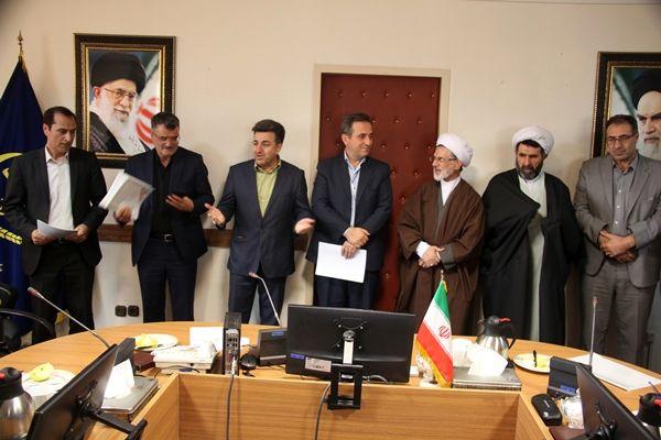 مدیر جدید آب و حاک سازمان جهادکشاورزی استان تهران معرفی شد