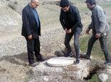 اتمام پروژه مرمت و لایروبی و احیاء قنات روستاهای آوارسین و گاوآهن  در بخش منجوان شهرستان خداآفرین