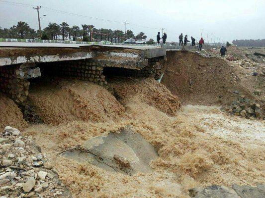 مهار سه میلیون مترمکعب سیلاب در سازههای آبخیزداری استان سمنان