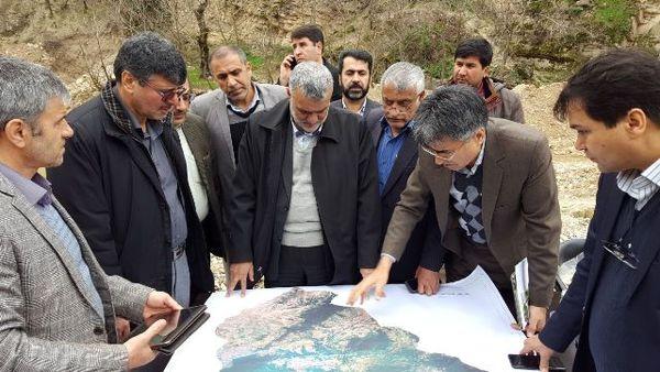 افتتاح ۶۱۴ پروژه  کشاورزی  با حضور وزیر جهادکشاورزی در گلستان
