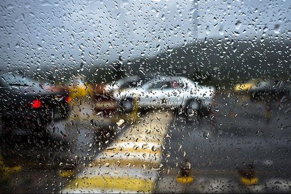 بارشها بالاتر از حد نرمال ادامه دارد