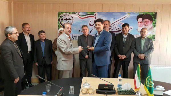 422 هزار هکتار از اراضی کشاورزی اردبیل زیر کشت محصولات کشاورزی