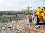 20 هزار مترمربع از اراضی ملی شهرستان کوهرنگ رفع تصرف شد