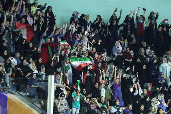 والیبال ایران 3 - کره جنوبی 1