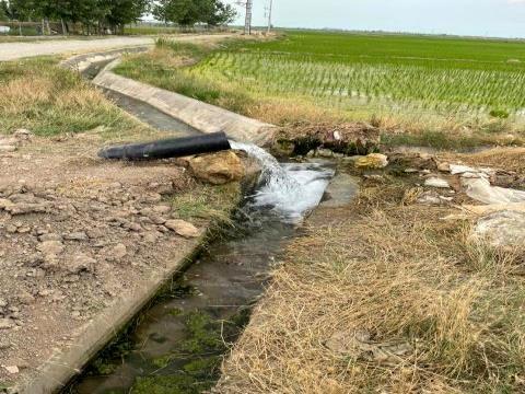 بهره برداری از پروژه انتقال آب در بهشهر/ هزینه 4 میلیاردی دولت