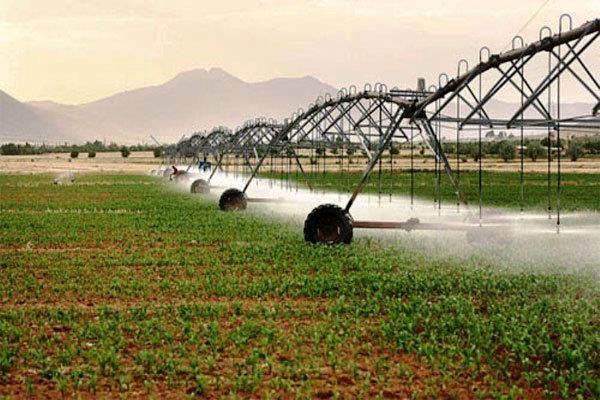 ۵۷ پروژه آبیاری نوین در استان زنجان به بهرهبرداری رسید