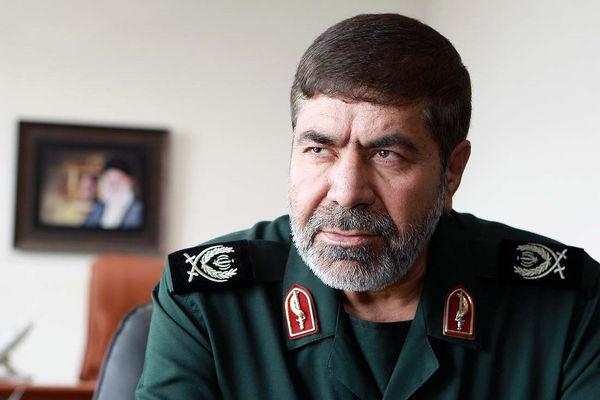 سپاه درباره مدرسه فیضیه بیانیه می دهد