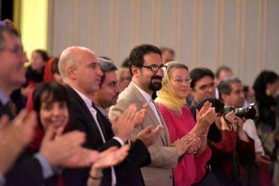توسعه همکاری هنری ایران و اتریش