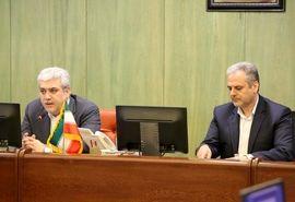 نشست مشترک وزیر جهاد کشاورزی با معاون علمی و فناوری رئیس جمهور
