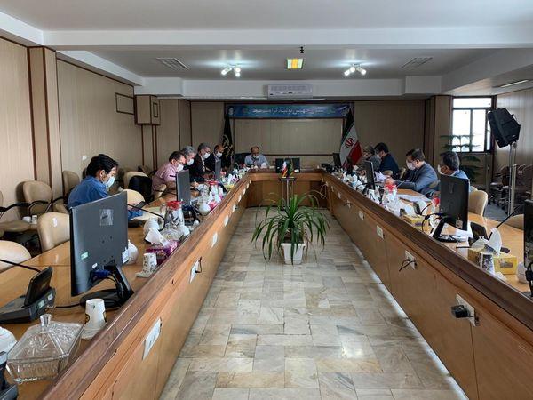 برگزاری چهارمین جلسه زنجیره ارزش محصولات کشاورزی خراسان رضوی