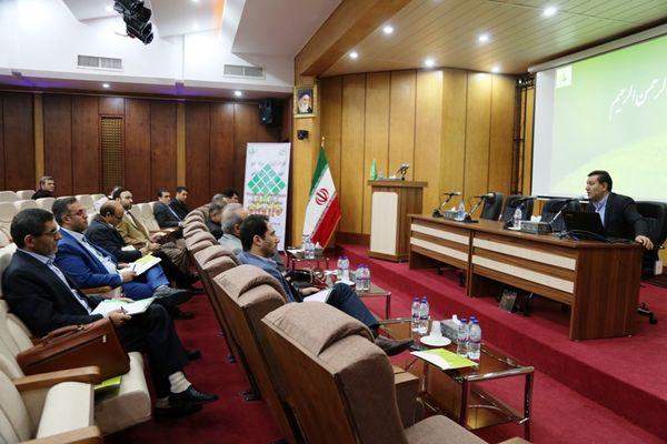 شاخصهای ۹ گانه ارزیابی محیط زیست و سلامت غذا در وزارت جهاد کشاورزی ابلاغ شد