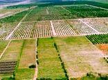 40 هزار هکتار نقشه نهایی حدنگار قطعات اراضی کشاورزی در خراسان شمالی تهیه شد