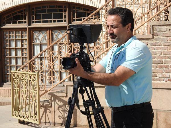 تصویربرداری مستند «موزه قاجار» در تبریز