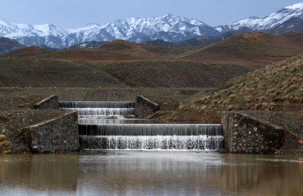 رئیس جمهوری چهار طرح آبخیزداری را افتتاح میکند