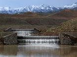 بهره برداری از 3 پروژه آبخیزداری در فیروزکوه