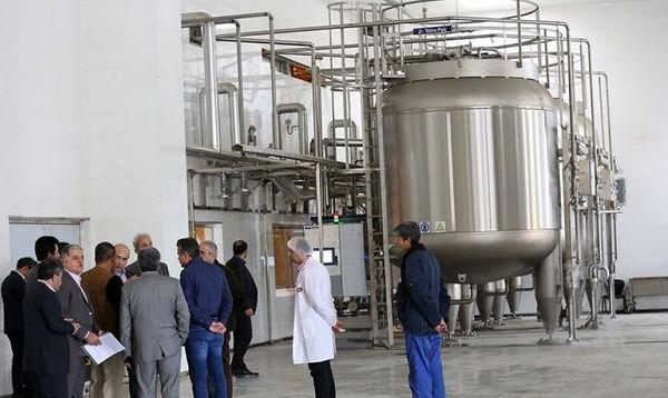 احداث پالایشگاه شیر برای کنترل نوسان قیمت