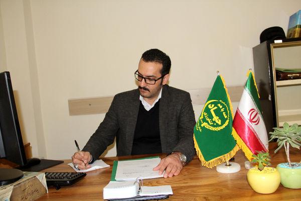 بررسی عملکرد اداره حقوقی جهاد کشاورزی خراسان رضوی در بهمن ماه