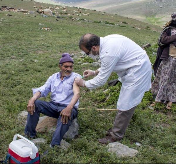 5 هزار نفر از عشایر آذربایجان غربی واکسن کرونا دریافت کردند