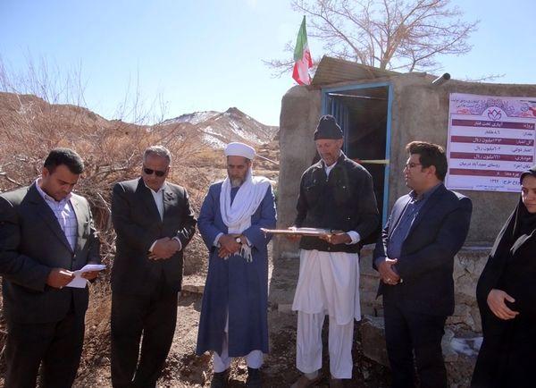 افتتاح پروژه آبیاری تحت فشار شهرستان درمیان خراسان جنوبی