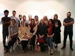 هشدار محیط زیستی 15 هنرمند در گالری ویستا