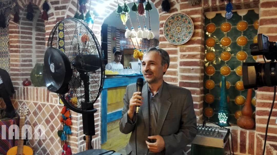 مراسم تجلیل از خبرنگاران بخش کشاورزی به مناسبت ۱۷ مرداد روز خبرنگار