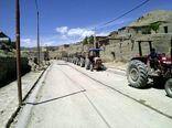 بازدید از 160 دستگاه تراکتور در شهرستان شیروان برای دریافت پلاک