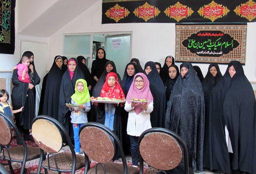شروع آموزش روشهای تغذیه سالم و طبخ آبزیان با همکاری سازمان بسیج جامعه زنان سپاه عاشورا در تبریز