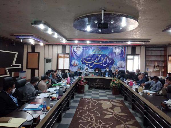 صدور مجوز کشت برای زمینهای زراعی شهرستان دشت آزادگان