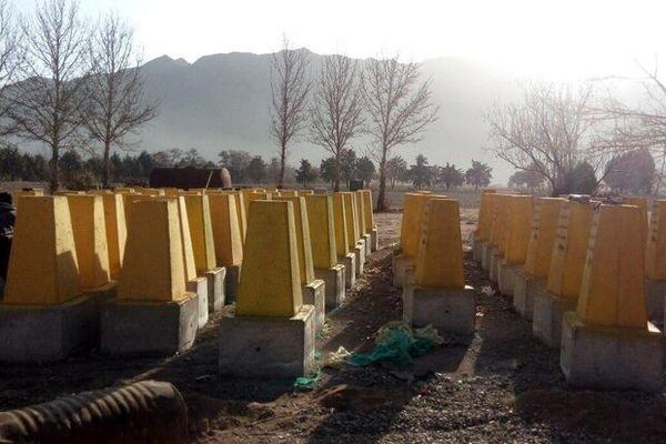 ایجاد کمربند حفاظتی به طول 54 کیلومتر در عرصههای ملی استان تهران