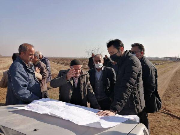تغذیه گندم و جو درمزارع کشاورزی شهرستان البرز بررسی شد