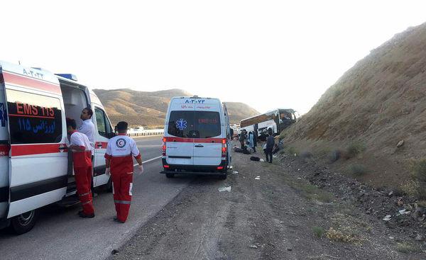 تمام اجساد اتوبوس نطنز شناسایی شدند