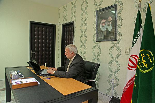 پیام نوروزی رییس سازمان جهاد کشاورزی خراسان رضوی