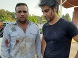 متعرضان منابع طبیعی 2 جنگلبان گلستان را مصدوم کردند